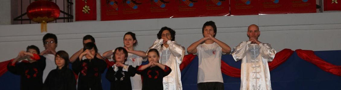 Fête du nouvel an chinois 2012 à St Germain en Laye